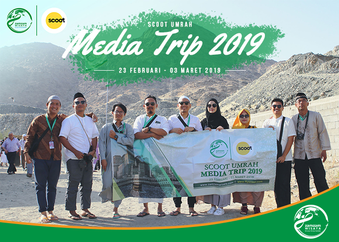 Scoot Umrah Media Trip 2019